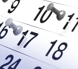 Rechtzeitig und flexibel: die optimale Terminplanung